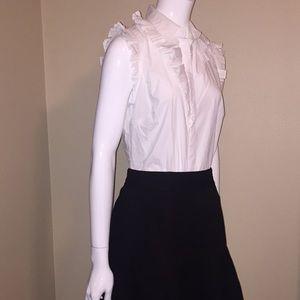 Banana Republic, Women button down blouse, size 6